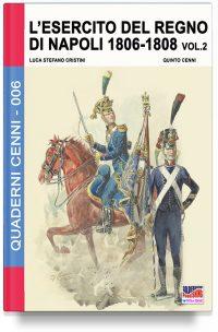 L'esercito del Regno di Napoli 1806-1808 – Vol. 2
