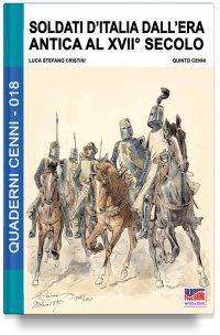 Soldati d'Italia dall'era antica al XVII secolo