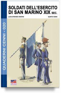 Soldati dell'esercito di San Marino XIX sec.