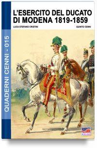 L'esercito del Ducato di Modena 1819-1859 – Vol.2