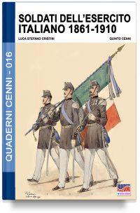 Soldati dell'esercito italiano 1861-1910