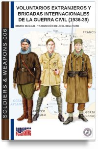 Voluntarios extranjeros y Brigadas internacionales del la Guerra Civil (1936-39)