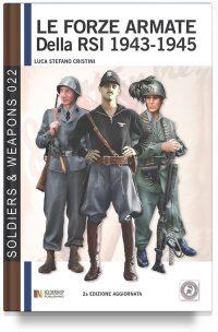 Le Forze armate della RSI 1943-1945 (Colored edition)