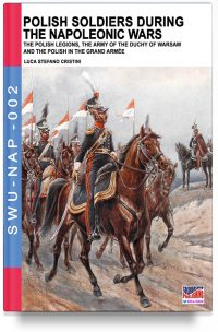 Polish soldiers during the Napoleonic wars