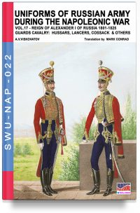 Uniforms of the Russian army during the Napoleonic war – Vol. 17