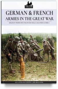 German & French armies in the great war – Soldati tedeschi e francesi nella grande guerra