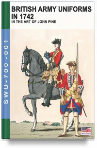 British Army uniforms in 1742: In the art of John Pine