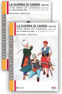 La guerra di Candia – Vol. 1 e 2