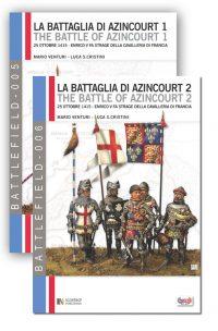 La battaglia di Azincourt – Vol. 1 e 2