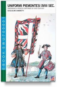 Uniformi Piemontesi e francesi del XVIII secolo