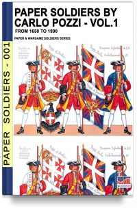 Paper Soldiers by Carlo Pozzi – Vol. 1