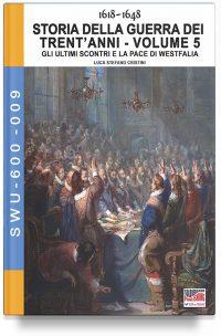 Storia della guerra dei trent'anni – Volume 5