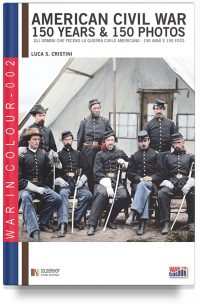 American Civil War – 150 years & 150 photos (super offerta)