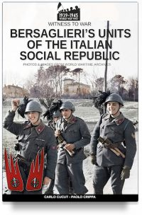 Bersaglieri's units of the Italian Social Republic