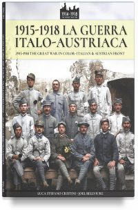 1915-1918 La guerra italo-Austriaca – The Great war in color Italian & Austrian front