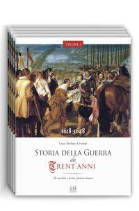 Storia della guerra dei trent'anni (5 volumi edizione editoriale)