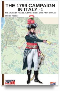The 1799 campaign in Italy – Vol. 1