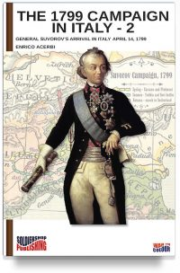 The 1799 campaign in Italy – Vol. 2