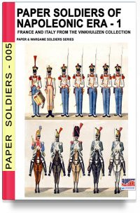 Paper soldiers of Napoleonic era – Vol. 1