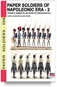 Paper soldiers of Napoleonic era – Vol. 2