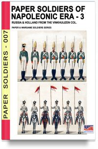Paper soldiers of Napoleonic era – Vol. 3