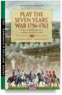 Play the Seven years'war 1756-1763