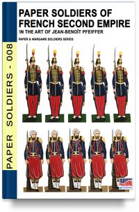 Paper Soldiers of French second empire