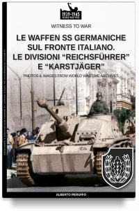 Le Waffen SS germaniche sul fronte italiano