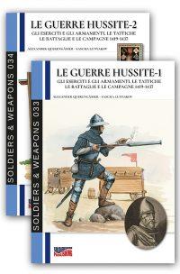 Le guerre Hussite – Vol. 1 e 2