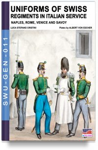 Uniforms of Swiss Regiments in Italian service