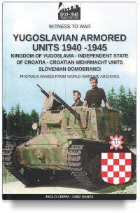 Yugoslavian armored units 1940-1945