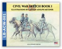 Civil War sketch book – Vol. 1