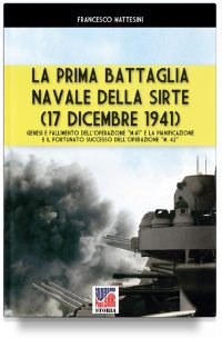La prima battaglia navale della Sirte (17 Dicembre 1941)