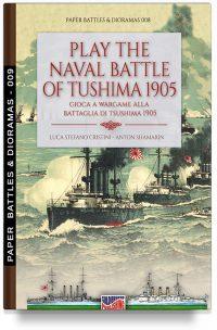 Play the naval battle of Tsushima 1905 – Gioca a Wargame alla battaglia di Tsushima 1905