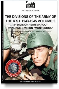 The divisions of the army of the R.S.I. 1943-1945 – Vol. 2
