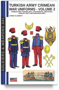 Turkish army Crimean war uniforms – Volume 2